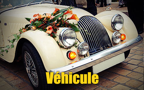 location vehicule mariage