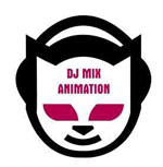 DJ MIX ANIMATION logo