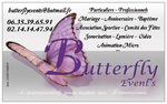 Butterfly events logo