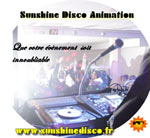 SUNSHINE DISCO logo