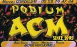 PODIUM ACM logo