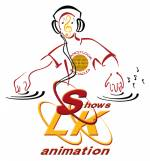 Shows LK animation logo