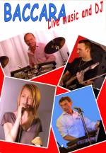 Orchestre BACCARA Live Music & DJ logo