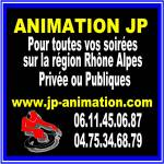 ANIMATION  J.P logo