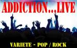 ADDICTION live logo