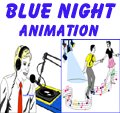 BLUE NIGHT ANIMATION logo