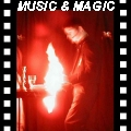 MUSIC & MAGIC logo
