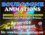 BOURGOGNE ANIMATIONS logo