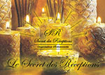 SECRET DES RECEPTIONS logo