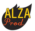 ALZA production logo