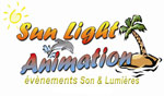 SUN LIGHT ANIMATION logo