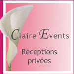 Claire'Events logo