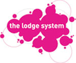 The Lodge System logo