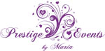 Prestige events by Maria logo