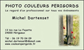 PHOTO COULEURS PERIGORDS logo