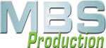 MBS PRODUCTION logo