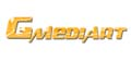 GMEDIART PRODUCTIONS logo