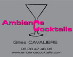 ambiance cocktails logo