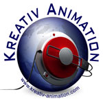 Kreativ Animation logo