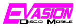 Evasion disco mobile logo