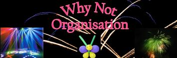 Why Not Organisation logo