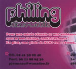 PHILING ANIMATION logo